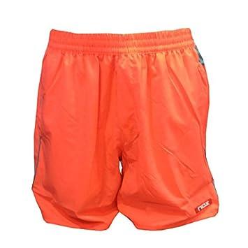 NOX Pantalón Padel Hombre Neon Coral XXL: Amazon.es: Deportes y aire libre
