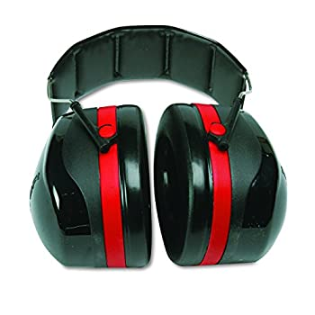 3m Peltor Optime 105 Over The Head Earmuff, Ear Protectors, Hearing Protection, Nrr 30 Db 1