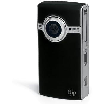 Flip UltraHD Video Camera - Black, 8 GB, 2 Hours (2nd Generation)