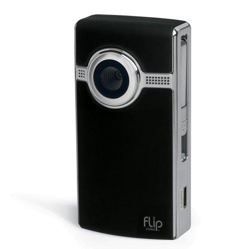 Amazon.com : Flip UltraHD Video Camera - Black, 8 GB, 2 Hours (2nd ...