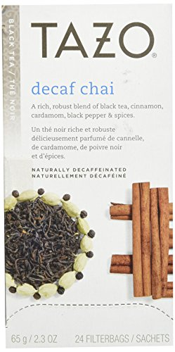 (Tazo0174; Chai Tea, Decaffeinated, Filter Bags (24-pc.))