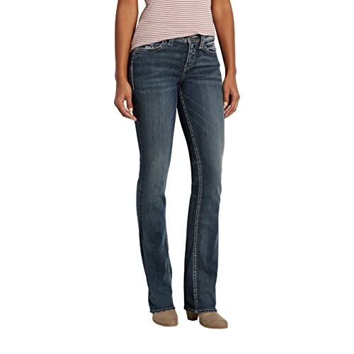 on sale Silver Jeans Co. Women&39s Silver Jeans Co. Suki Slim Boot