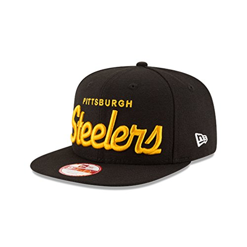 87e81d4d92633 ... greece pittsburgh steelers new era 9fifty historic script snapback hat  f1a6a c7125