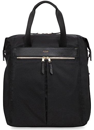 knomo-mayfair-chiltern-156-nylon-expandable-backpack-black