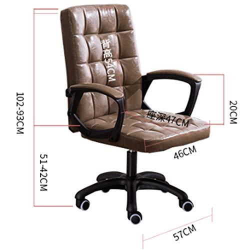 TXYJ kontorsstol – mottagningsstol med armar – tyg gäst stol, verkställande sidomottagningsstol, grå