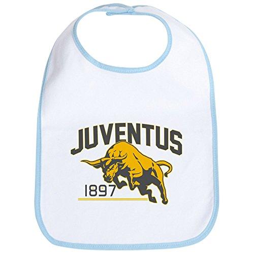 CafePress Juventus Bull Bib Cute Cloth Baby Bib, Toddler Bib