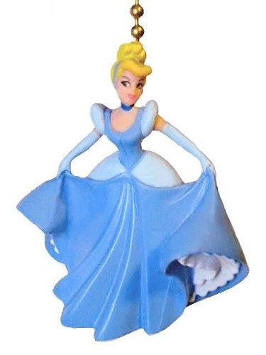 Disney Cinderella Ceiling Fan Light Pull (Disney Ceiling Fan Pull)