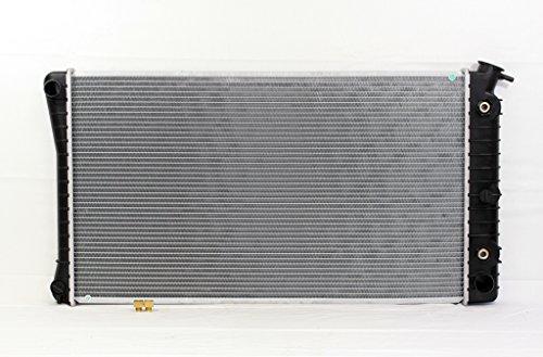 Radiator - Cooling Direct For/Fit 1202 86-99 Oldsmobile 88 Royale 89-99 98 92-99 Le Sabre 91-96 Park Ave V6 w/LCI TOC Only (1993 Buick Park Ave)