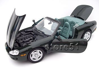 1996 Jaguar XK8 - Special Edition Die Cast Model