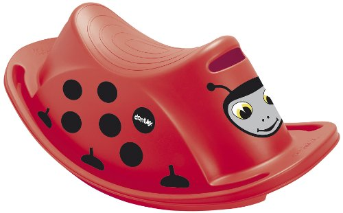 Dantoy AEPDT6733 Rockin' Ladybug, Red
