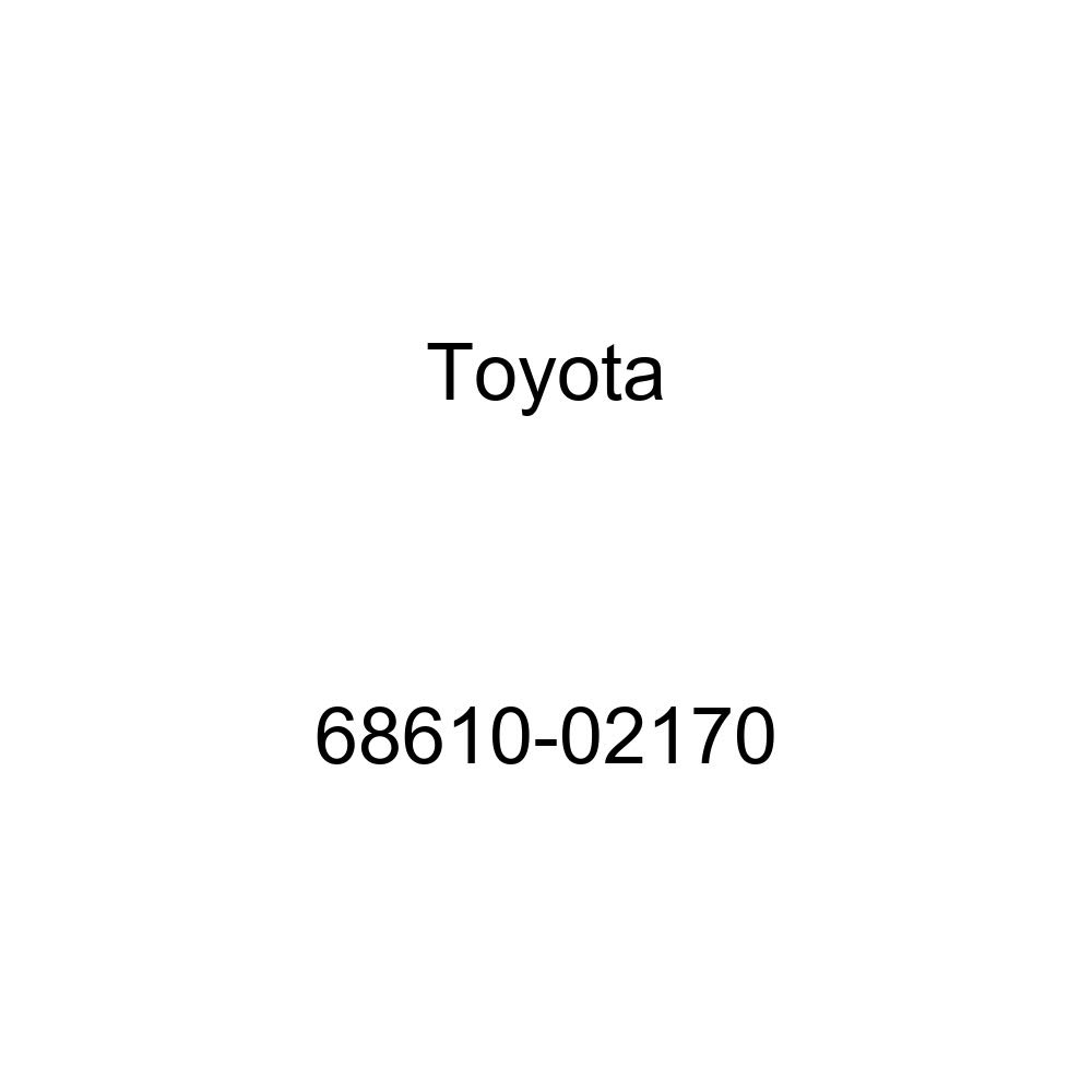 Toyota 68610-02170 Door Check Assembly