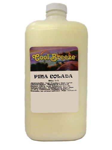 Granita Machine (Pina Colada Frozen Drink Machine Granita Slush Mix)