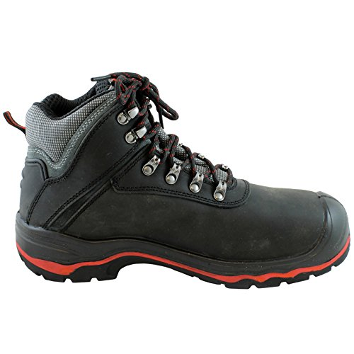 Big Bear Workwear Mens Safety Work Boots Shoes Ankle Protector ...