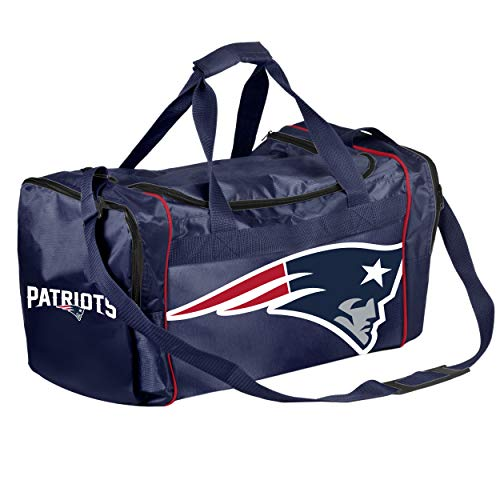 - FOCO NFL New England Patriots Core Duffel Gym Bag