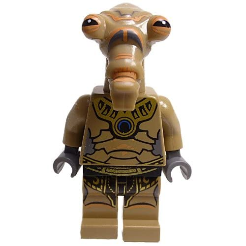 Lego Star Wars Figurine GEONOSIAN Warrior en 75023Calendrier de l'Avent–Nouveau dans Blister