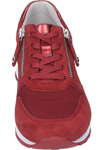 Rouge rosso Red Baskets Gabor Femme Pour qwWtgnwP6