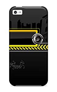 Kevin Charlie Albright's Shop Hot Awesome Case Cover Compatible With Iphone 5c - Musical Vector