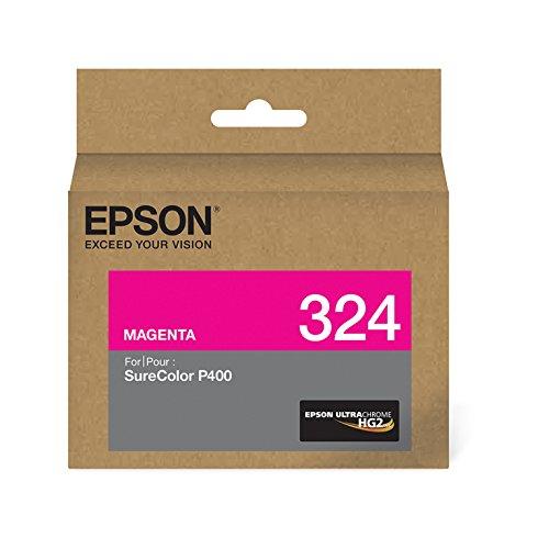 Ink Magenta Ultrachrome (Epson T324320 Epson UltraChrome HG2 Ink (Magenta))