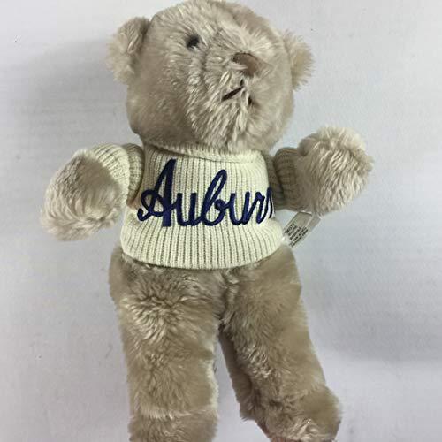 Auburn Tigers Plush Bear Vintage Stuffed 12