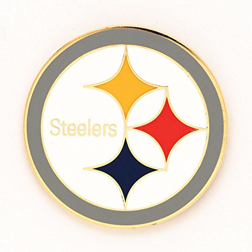 - NFL Pittsburgh Steelers 53197061 Collector Pin Clamshell