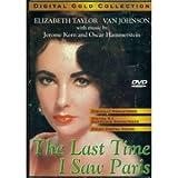 The Last Time I Saw Paris by Elizabeth Taylor