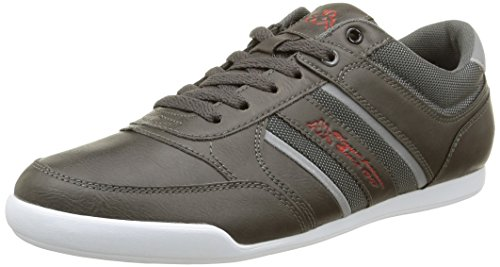 Grey homme Gris Kappa mode Baskets Dk Lotif Red qggYtHp