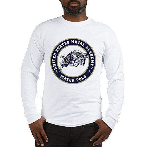 f76d7511d6 CafePress US Naval Water Polo - Unisex Cotton Long Sleeve T-Shirt