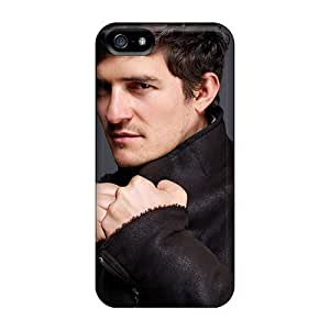 New Style 5/5s Protective Cases Covers/ Iphone Cases - Celebrities Orlando Bloom