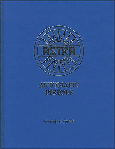 Astra Automatic Pistols