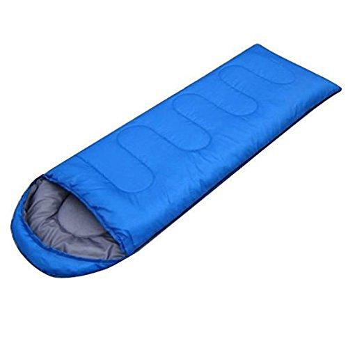 RuiChy Single Adult Envelope Camping Hiking Zipper Sleeping Bag