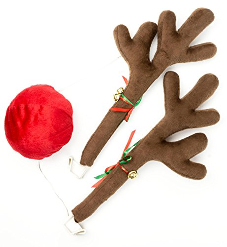 Red Co. Reindeer Antlers Christmas Kit Products