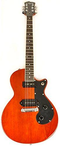Music Rondo Guitar (Agile AD-201 Nat Cherry Electric Guitar)