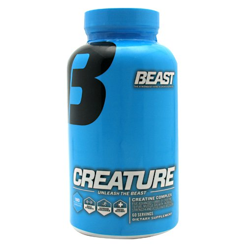 BEAST Sports Nutrition Creature, 180-Count, Health Care Stuffs