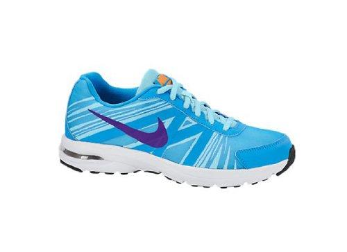 Aire Futurun Zapatos 2 Haciendo Vivid Blue/Glacier Ice/White/Court Purple