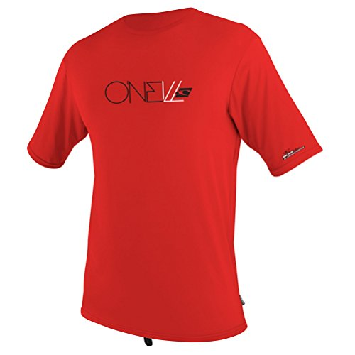 O'Neill Wetsuits UV Sun Protection Youth Skins Short Sleeve Tee Sun Shirt Rash Guard