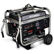 7,500 Watt Professional Portable Generator