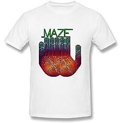 Maze Frankie Beverly Tour 2016 T Shirt For Men White XL
