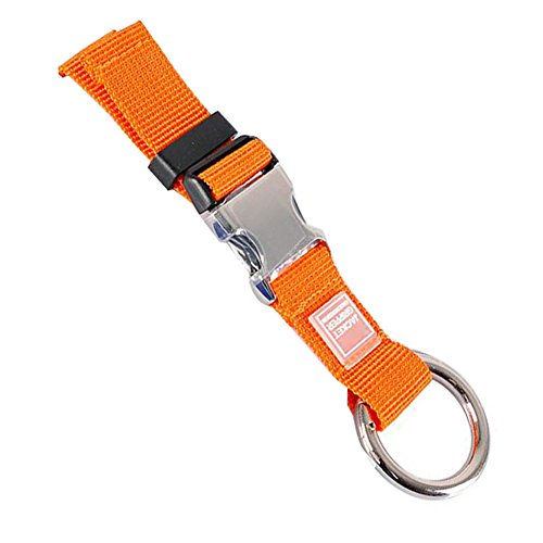 Add-A-Bag Luggage Strap Jacket Gripper, Luggage Straps Baggage Suitcase Belts Travel Accessories - Make Your Hands Free, Easy to Carry Your Extra Bags, Orange