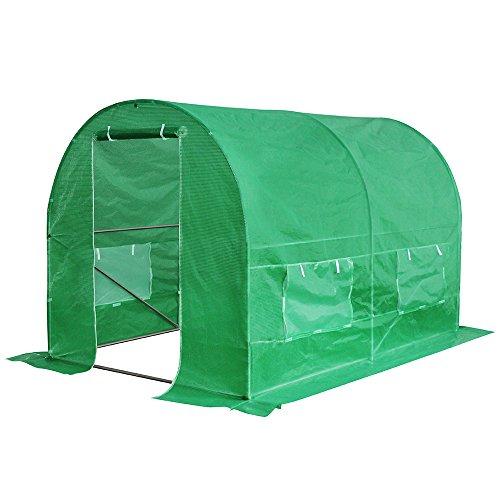 Quictent-Galvanised-2-Doors-10-X-7-X-7-Ft-Portable-Greenhouse-Large-Walk-in-Green-Garden-Hot-House 41s-q2yHbAL 41s-q2yHbAL