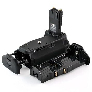 DSTE Pro - Batería para empuñadura de cámara Canon EOS 6D SLR ...