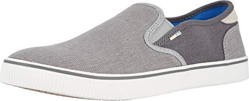 TOMS Men's Baja Slip-On Shoes, Size: 8.5 D(M) US, Color: Drzl G/Shde Hrtg CVS