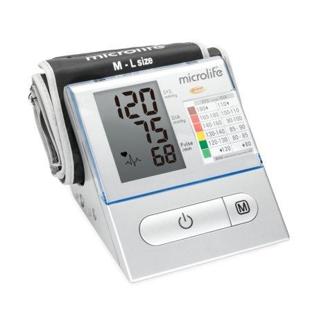 Microlife BP A80 Antebrazo Semiautomático 1usuario(s) - Tensiómetro (AA, LCD): Amazon.es: Salud y cuidado personal