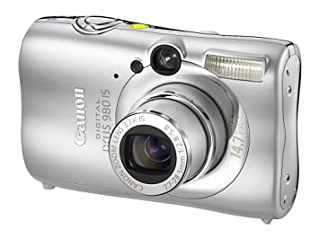 canon digital ixus 980 is camera silver 2 5 inch amazon co uk rh amazon co uk Canon Digital IXUS Canon Digital IXUS