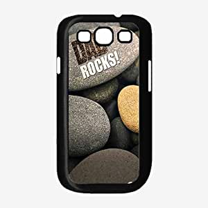Funny Dad Rocks Plastic Phone Case Back Cover Samsung Galasy S3 I9300 Samsung Galasy S3 I9300
