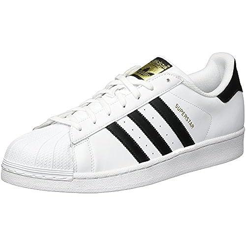 Adidas - Superstar Foundation CF, Zapatillas Unisex Niños, Negro (Core Black/Core Black/Core Black 0), 31 EU adidas