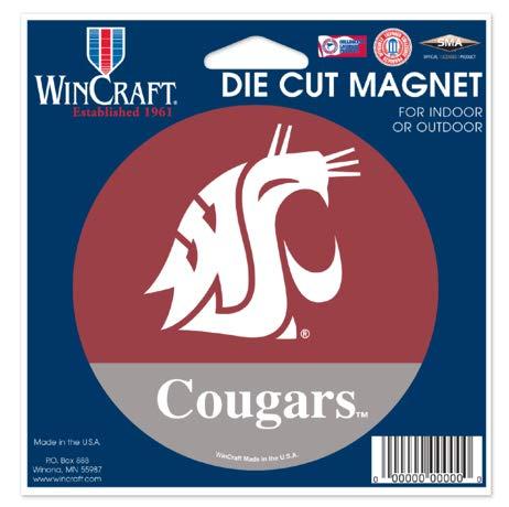 (Wincraft NCAA Washington State University Cougars 4.5