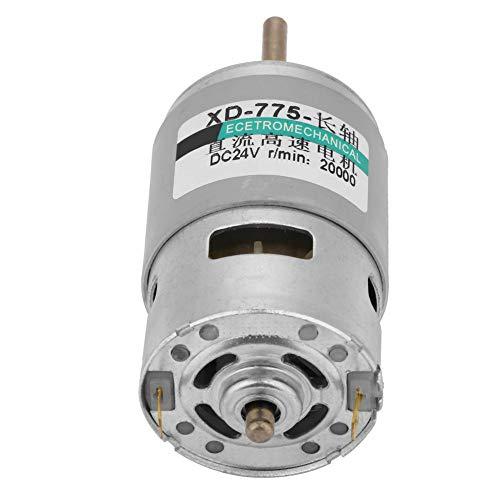 - 775 Dc Motor, High Power Torque Extension Shaft Dc Motor 12v/ 24v(24V20000 RPM)