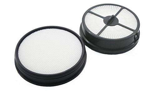 - Green Label for Hoover WindTunnel Air Bagless Upright HEPA Exhaust Filter and Primary Washable Vacuum Filter Kit (compares to 303903001, 303902001)