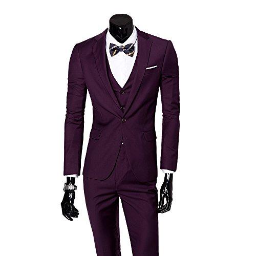 Men� (Purple Suit Mens)