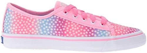 Keds Double Up Sugar Dip Las zapatillas de deporte Pink/Multi Dot Sugar Dip